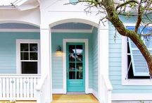 Turquoise / Home accent