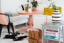 Pastel / Home decor