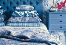 China blue / From kitsch to hip and trendy