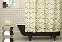 Shower curtain / Bathroom shower curtain