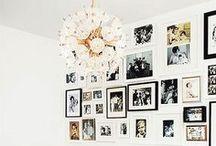 Gallery Wall / Wall decor