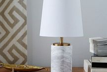 Table lamp / Home accent goods