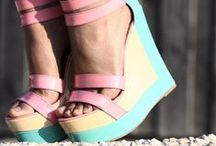 Summer pastels / Summer pastels - hot trend during every summer