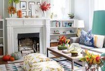 Living Room / by Emily Garver