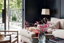 Black Decors / Black decors inspirations