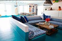 000-R&B-Beach Club-Inspirational Board / Bar & restaurants near the beach; Enjoy & relax near the sea. Holidays time!