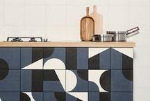 Materials - Fresh New Mosaic designs / Mosaic coating; Innovative tile design; Colourful tiles