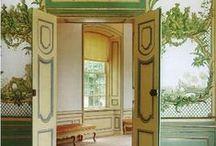 Deco Style - Ordem e progresso. Classic deco Inspirational Board / Classic Deco style