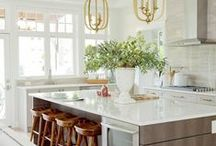 Rooms-Kitchen Inspirational Board / Places to cook, create & share a good meal. Get your inspiration!