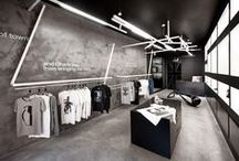 111-Retail / Interior design of shops; Ideas of decoration for retail; cool places to shop!