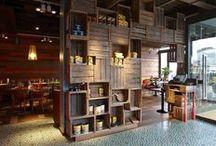 000-Restaurants & Bars / Ideas for restaurants & bar decoration. Get inspired!