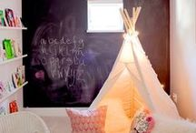 Rooms-Kid's / Places to dream & play. Get inspired!
