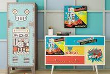 Kids / Children bedrooms ideas & playrooms. Let's dream & get inspired!