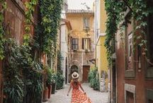 Italy Travel / Travel in Italy might be one of the most beautiful experiences!