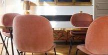 Tour Maubourg - Paris / Projet de décoration intérieure par MOBE