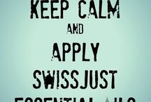 Consultora Swissjust / Productos naturales a base de aceites esenciales. Calidad Suiza garantizada