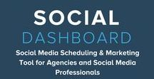 SocialDashboard / Social Media Scheduling & Marketing Tool for Agencies and Social Media Professionals Engage, Monitor, Publish and Measure Visit www.socialdashboard.io