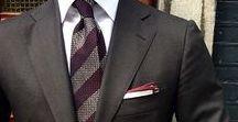 Setelan / Real man wearing suit