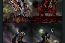 Project 1   4 Horsemen