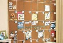 Korkový papír a korkové samolepky / Cork Stickers Labels DIY
