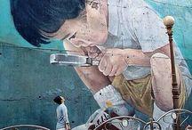 Street Art / Grafitis