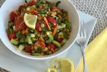 Vegetarian Dishes with Mustard