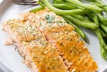 Fish & Seafood Recipes with Mustard