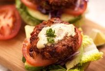 Burger Recipes with Mustard