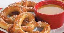 Pretzel Recipes with Mustard