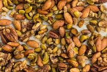 Nut & Seed Recipes with Mustard