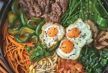 Korean Food / Korean Food    Korean Cuisine    Places to Eat in South Korea - Check out my Korean Recipes board for more how-tos