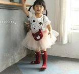 Little Girl Style / #BabyGirlFashion    #BabyGirlStyle    #BabyGirlClothes    #ToddlerGirlFashion    #ToddlerGirlStyle    #ToddlerGirlClothes    #Hairstylesforgirls