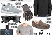 Gift Ideas for Him / What to get for the men in your life