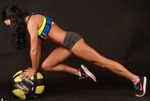 workout / by Brittany Lemus