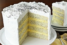 Cake Collection / by Erin Meyer {BigFatBaker}