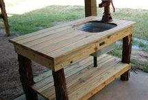 Outdoor living  / by Donna Smith