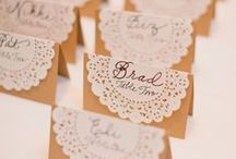 Crafty Weddings & DIY Bridal / From handmade favors and decorations to creative bouquets and bridal jewelry, many brides take the DIY route to a personal, unique, and money-saving wedding! Here are some crafts we love to help inspire your Special Day. / by Darice