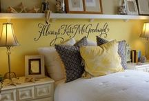 bedroom  / by Donna Smith