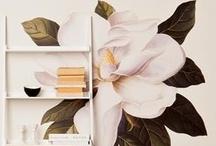for murals / by Baiba Salan