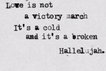 Hallelujah  / by Jennifer Terry Johnson