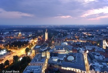 Leipzig at night / When the sun goes down a special atmosphere rises over Leipzig. We want to invite you to a stroll through the city at night. We hope you will enjoy the tour!