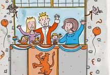 Willem wordt Koning! / Ter gelegenheid van de inhuldiging van kroonprins Willem-Alexander heeft auteur en illustrator Jurriaan Gorter het kinderboek Willem wordt Koning! gemaakt. Het bevat een grappig avontuur in het paleis in dichtvorm en is vrolijk geïllustreerd.