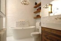 Conifer Master Bathroom / by Chris Lee