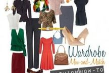 The Mix-and-Match Fashion Guide  / by Bridgette Raes