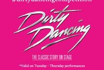 Re-pin to win a VIP night out to Dirty Dancing! / Re-pin to win! Pick your favourite Dirty Dancing quote and re-pin it using the hashtag #dirtydancingcompetition. One lucky winner will receive an amazing VIP package to Dirty Dancing, London. #competition #repintowin #contest
