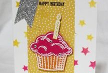 CarrieStampsCards / Purchase my hand made cards via my ETSY shop.