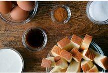 Food (Breakfast) / by Taylor Bosom