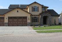 """CBH Dream Home / """"Our Vallejo"""" A new house built by CBH, designed by CBH and the Rhoades family.!."""