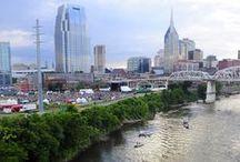 Nashville<3 / by Taylor Bosom