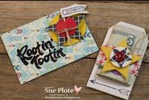 Yee-Haw / creations with the Yee-Haw stamp set by Stampin' Up!